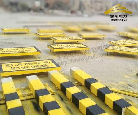 铁路混凝土标示AB桩 安全保护区AB型标桩