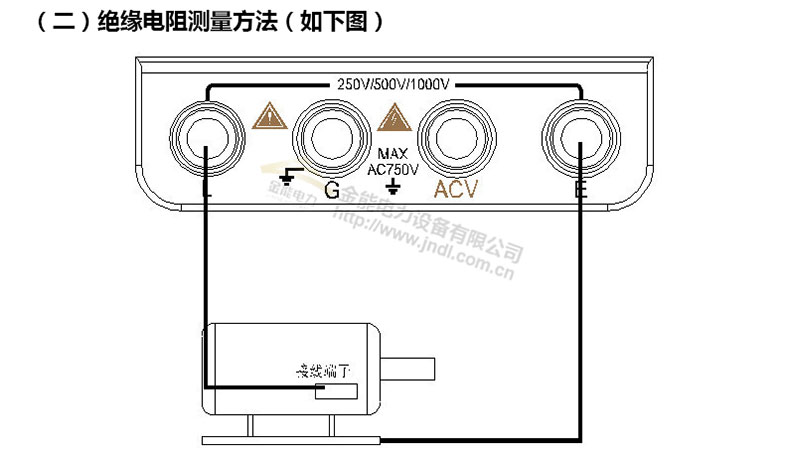 胜利绝缘电阻测试仪vc60b