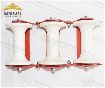 MC尼龙轮多联式电缆滑轮