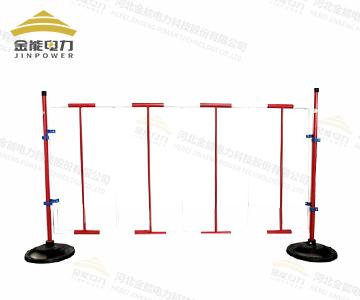 组合式绝缘安全护栏 玻璃安全围栏