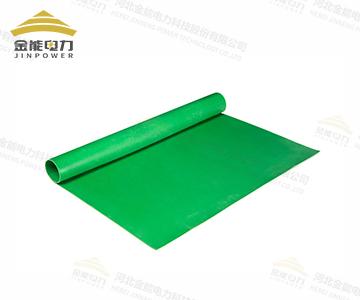 <b>绿色绝缘胶垫</b>