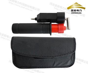 0.1KV-10KV便携式袖珍可折叠声光验电器