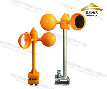 电力线路高压铁塔风力驱鸟器 机
