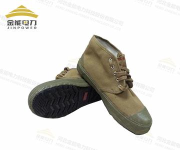 5KV绝缘胶鞋(帆布)