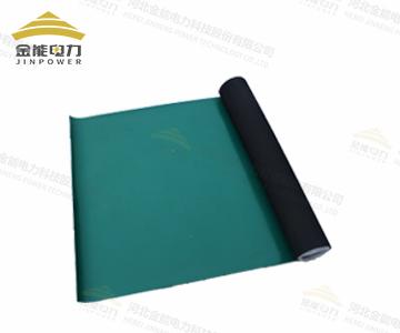 绿黑防静电胶垫(电子厂生产车间