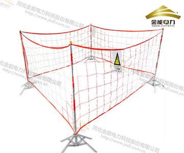电力绝缘安全围网式围栏