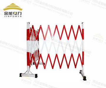 玻璃钢片状伸缩围栏(可折叠式)