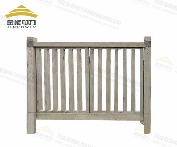<b>铁路线路防护栅栏|水泥护栏|高铁</b>