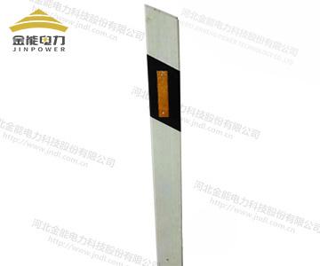 PVC柱式轮廓标/PVC柱形轮廓柱